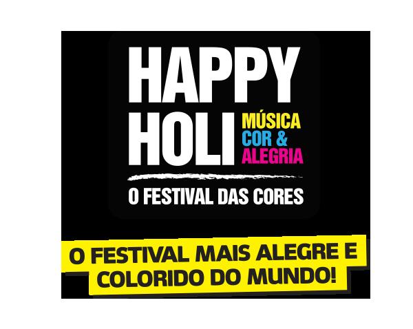 Happy Holi Festival Brasil